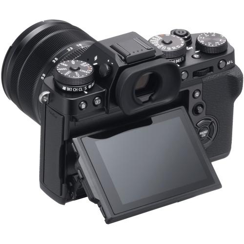 Fujifilm X-T3 váz + Fujinon XF 18-55mm f/2.8-4 R LM OIS objektív 06