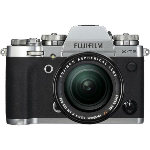 Fujifilm X-T3 váz + Fujinon XF 18-55mm f/2.8-4 R LM OIS objektív 07