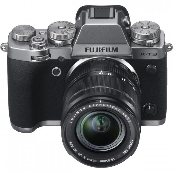 Fujifilm X-T3 váz + Fujinon XF 18-55mm f/2.8-4 R LM OIS objektív 09