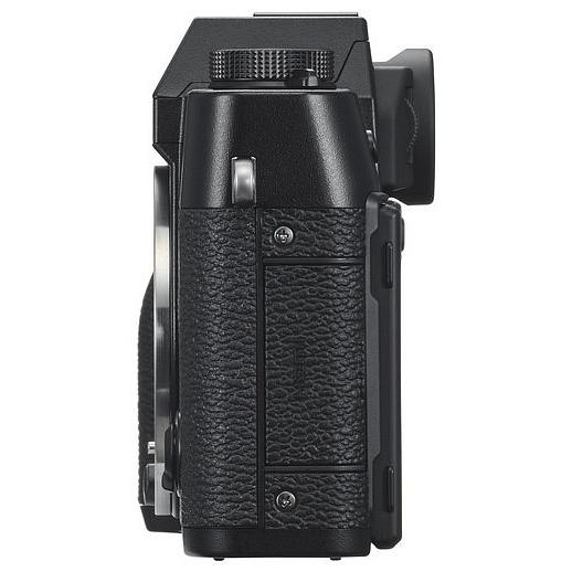 Fujifilm X-T30 fekete + XF 18-55mm objektív 08