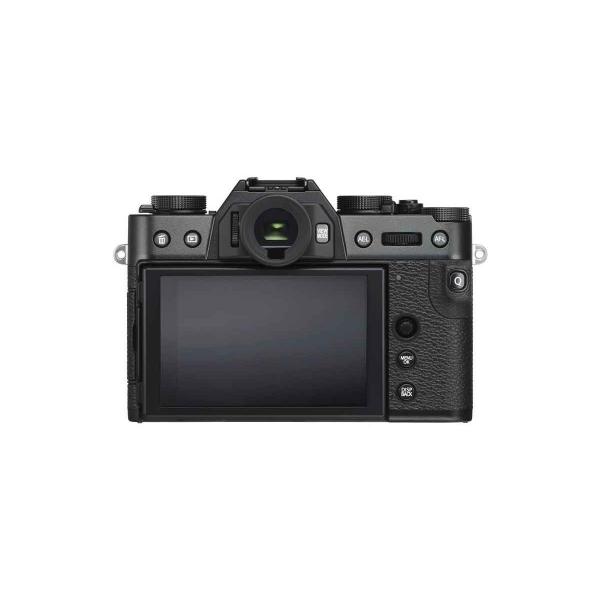 Fujifilm X-T30 fekete + XF 18-55mm objektív 05