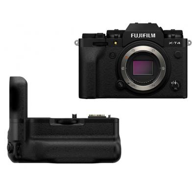 Fujifilm X-T4 digitális fényképezőgép + Fujifilm VG-XT4 markolat 03