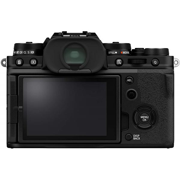 Fujifilm X-T4 digitális fényképezőgép + Fujifilm VG-XT4 markolat 07