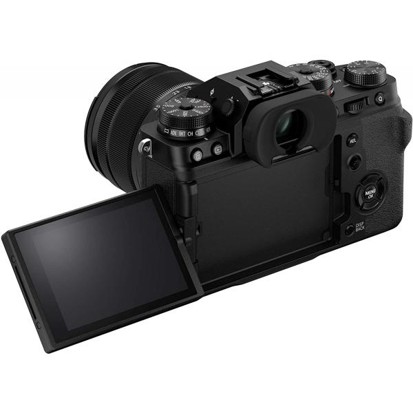 Fujifilm X-T4 digitális fényképezőgép + Fujifilm VG-XT4 markolat 08