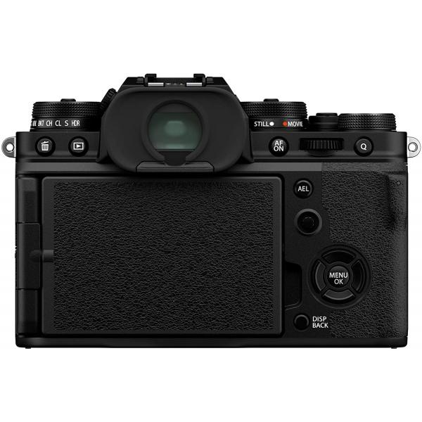 Fujifilm X-T4 digitális fényképezőgép + Fujifilm VG-XT4 markolat 09