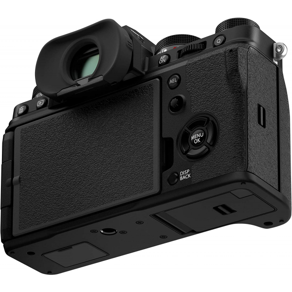 Fujifilm X-T4 digitális fényképezőgép + Fujifilm VG-XT4 markolat 10