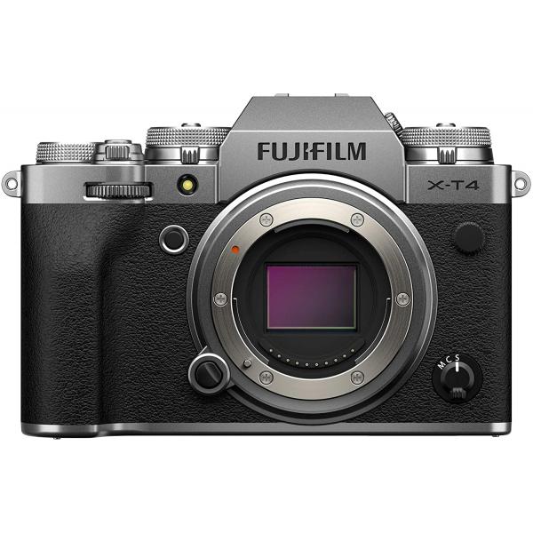 Fujifilm X-T4 digitális fényképezőgép + Fujifilm VG-XT4 markolat 15