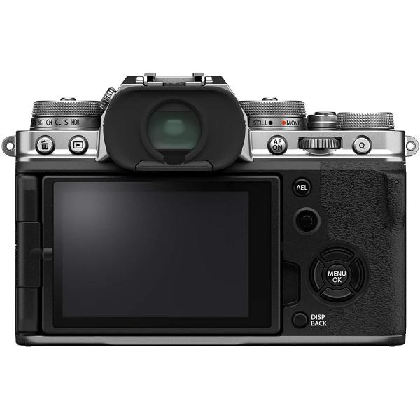 Fujifilm X-T4 digitális fényképezőgép + Fujifilm VG-XT4 markolat 16