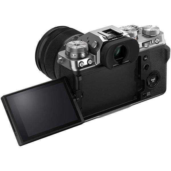 Fujifilm X-T4 digitális fényképezőgép + Fujifilm VG-XT4 markolat 17