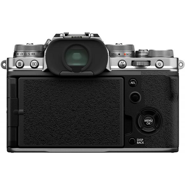 Fujifilm X-T4 digitális fényképezőgép + Fujifilm VG-XT4 markolat 18