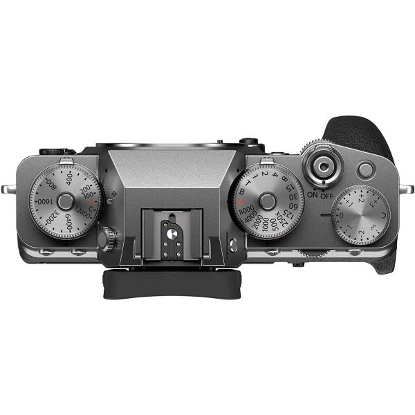 Fujifilm X-T4 digitális fényképezőgép + Fujifilm VG-XT4 markolat 20