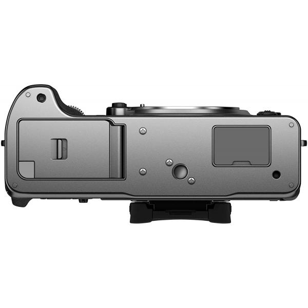 Fujifilm X-T4 digitális fényképezőgép + Fujifilm VG-XT4 markolat 21