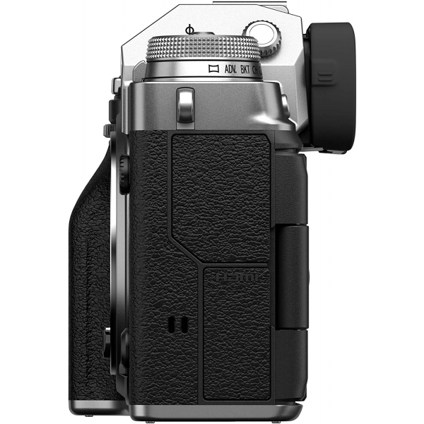 Fujifilm X-T4 digitális fényképezőgép + Fujifilm VG-XT4 markolat 22