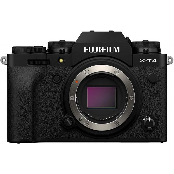 Fujifilm X-T4 digitális fényképezőgép 03