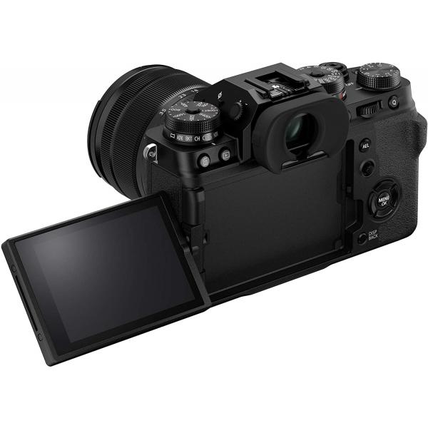 Fujifilm X-T4 digitális fényképezőgép 05