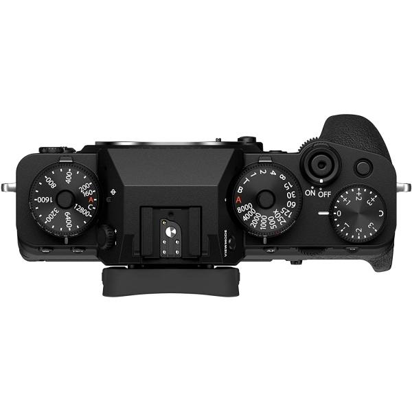 Fujifilm X-T4 digitális fényképezőgép 08