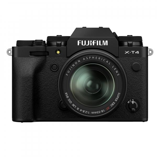 Fujifilm X-T4 digitális fényképezőgép XF 18-55mm F2.8-4 R LM OIS objektívvel 03