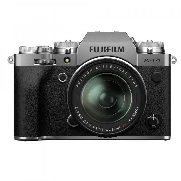 Fujifilm X-T4 digitális fényképezőgép XF 18-55mm F2.8-4 R LM OIS objektívvel 06