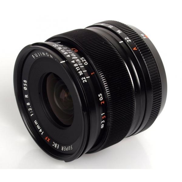 Fujifilm FUJINON XF 14 mm F2.8 R objektív X sorozathoz 05