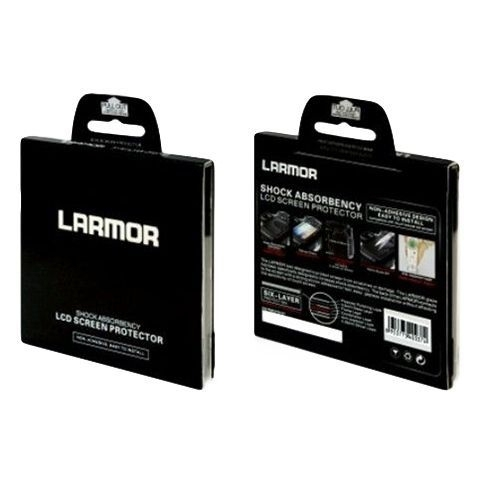 GGS Larmor LCD védő Canon EOS 5D Mark III kijelzővédő 03