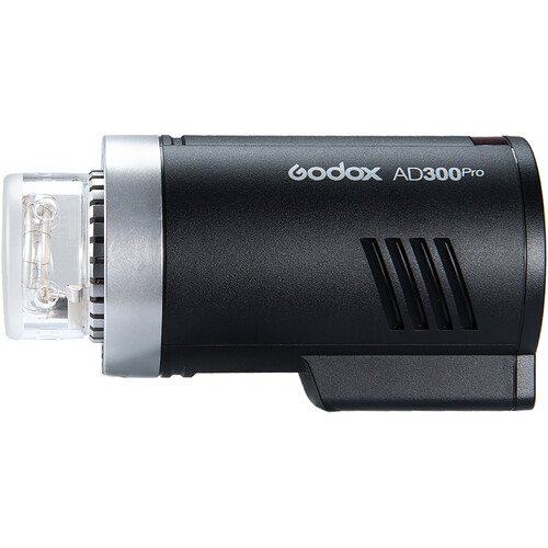 Godox AD300 Pro akkumulátoros stúdióvaku 08
