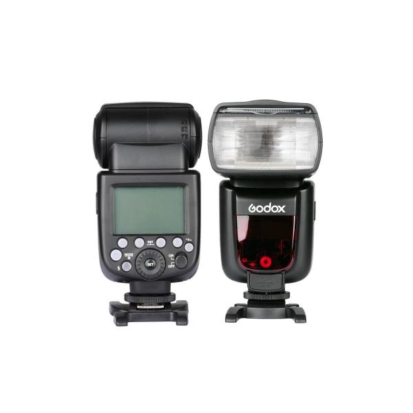 Godox Speedlite TT685N rendszervaku Nikon gépekhez 08