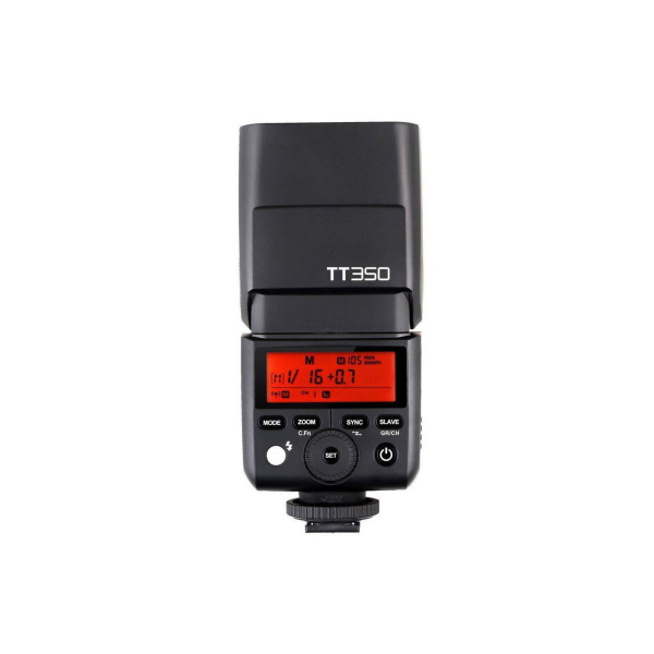 Godox TT350C rendszervaku Canonhoz 04