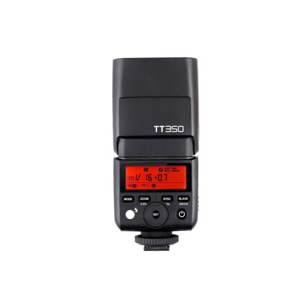 Godox TT350N rendszervaku Nikonhoz 04