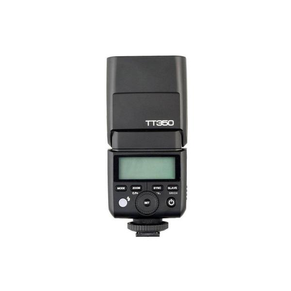 Godox TT350N rendszervaku Nikonhoz 05