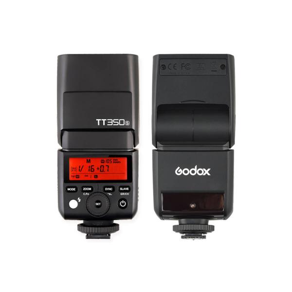 Godox TT350S rendszervaku Sonyhoz 03