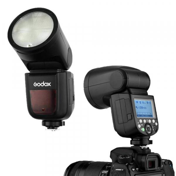 Godox V1-N rendszervaku Nikon készülékekhez 03