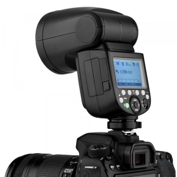 Godox V1-N rendszervaku Nikon készülékekhez 05