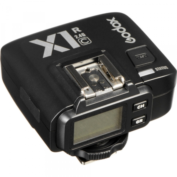Godox X1R-C TTL Canon vevő 04