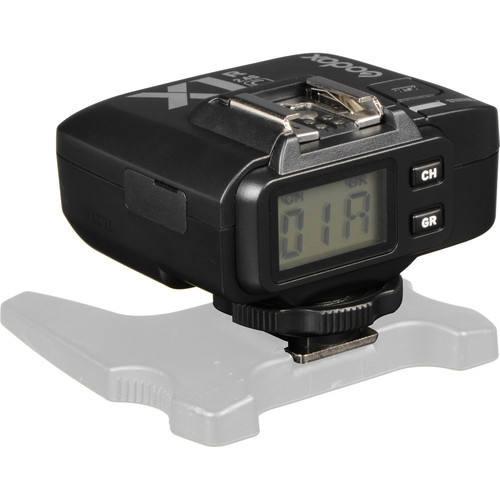 Godox X1R-C TTL Canon vevő 05