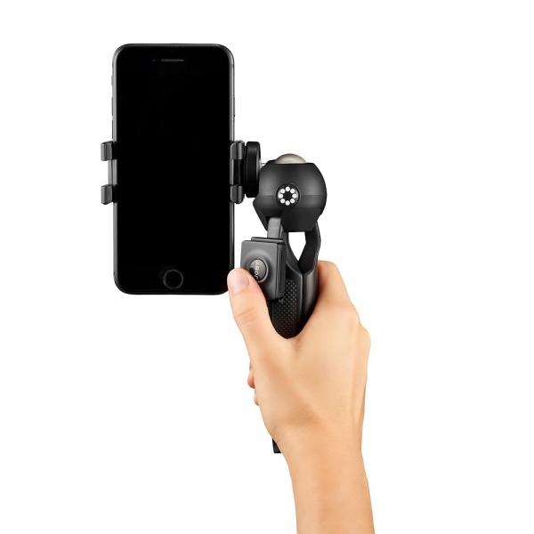 Joby HandyPod Mobile plus állvány telefontartóval és Impulse távkioldóval 09