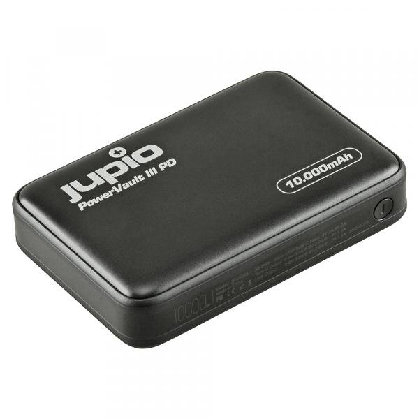 Jupio PowerVault III 10000PD külső akkumulátor 03