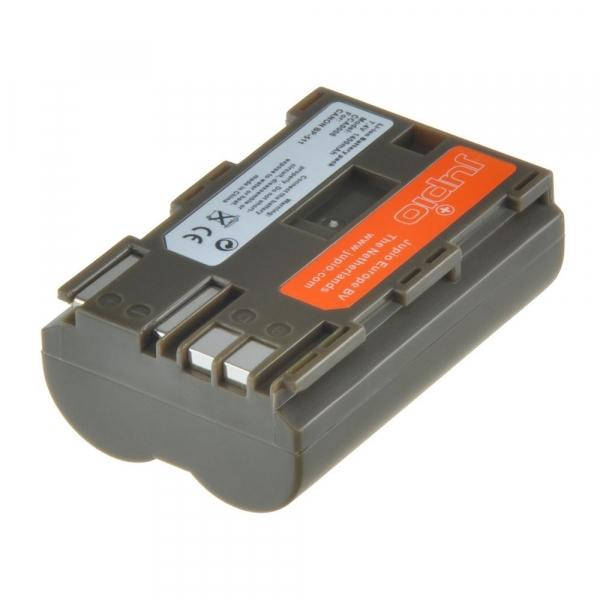 Jupio utángyártott-akkumulátor Canon fényképezőgépekhez, Canon BP-511, BP-511A, BP-512 (3év) 03