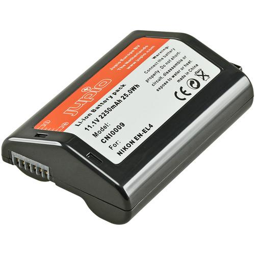 Jupio utángyártott-akkumulátor Nikon fényképezőgépekhez, Nikon EN-EL4 03