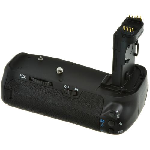 Jupio utángyártott portrémarkolat és távkioldó Canon EOS 70D, EOS 80D fényképezőgéphez 03