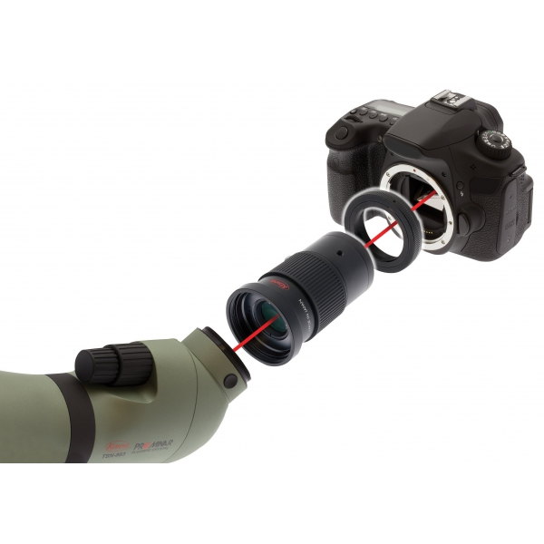 Kowa TSN-PZ DSLR Fotóadapter 04
