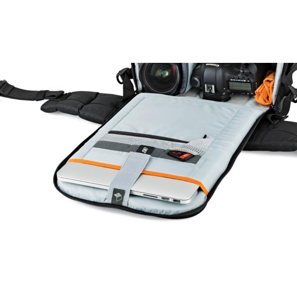 Lowepro Flipside 400 AW II Fotós hátizsák 10