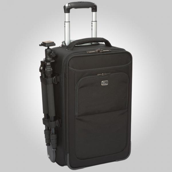 Lowepro Pro Roller X200 AW hátizsák és gurulós utazókoffer egyben 09
