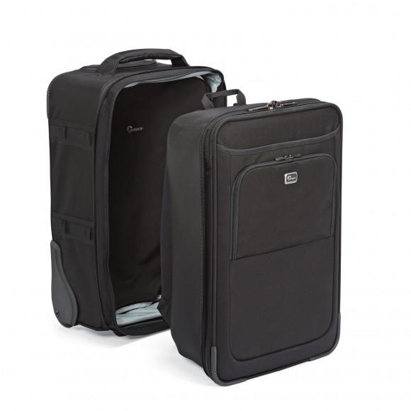 Lowepro Pro Roller X300 AW hátizsák és gurulós utazókoffer egyben 06