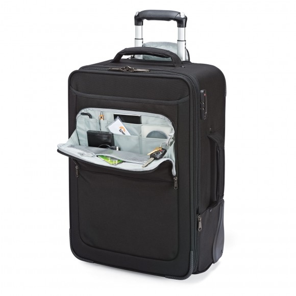 Lowepro Pro Roller X300 AW hátizsák és gurulós utazókoffer egyben 09