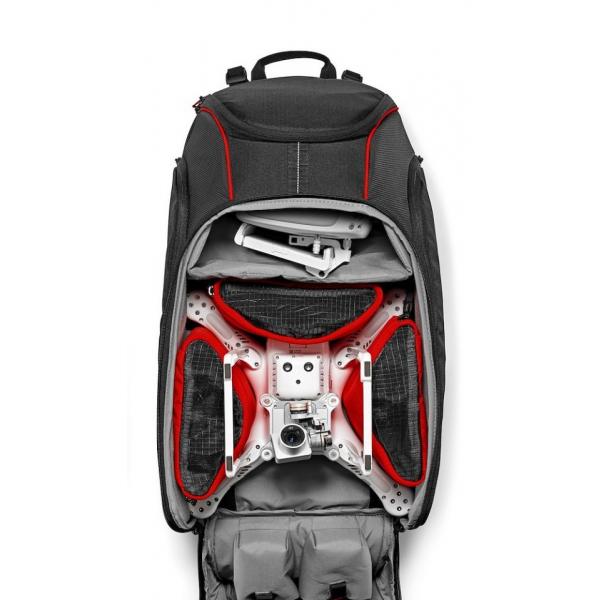 Manfrotto Aviator d1 drón hátizsák dji phantom sorozathoz 04