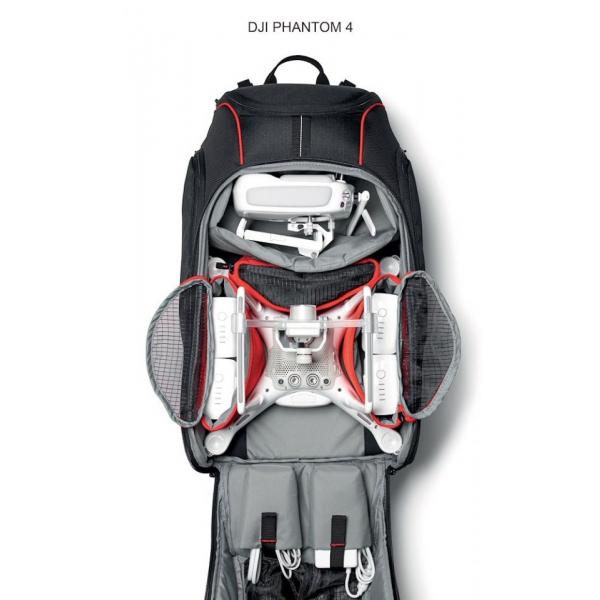 Manfrotto Aviator d1 drón hátizsák dji phantom sorozathoz 08
