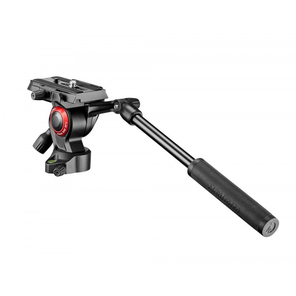 Manfrotto Befree live fluid video fej 04