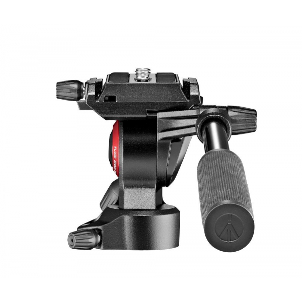 Manfrotto Befree live fluid video fej 05