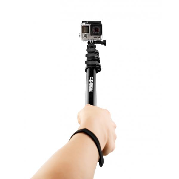 Manfrotto Compact Xtreme monopod és selfiebot egyben 04