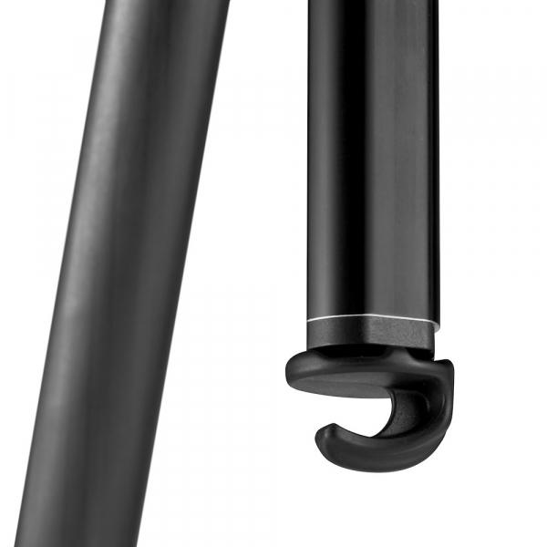 Manfrotto Element MII mobileBT, CF háromlábú aluminium állvány, 4 szekciós, gömbfejjel 12